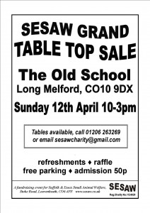 Melford April Sale