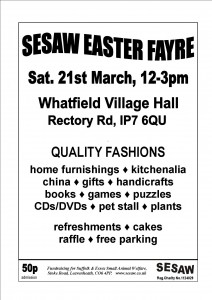 Easter Fayre A4 rev.1 21.3.15